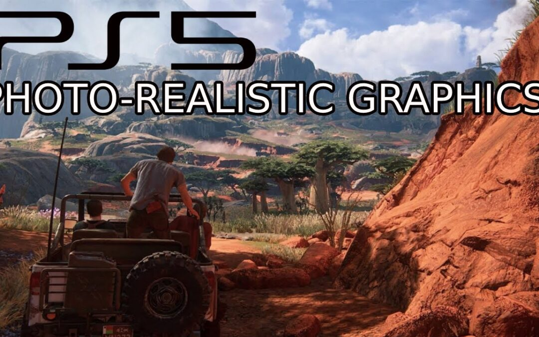 PS5   Photo-Realistic Graphics Are Coming To The Playstation 5!